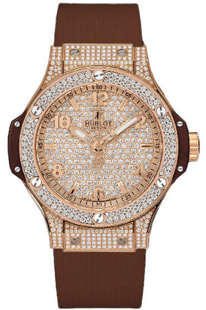 Hublot Big Bang 38mm  Women's Watch 361.PC.9010.RC.1704