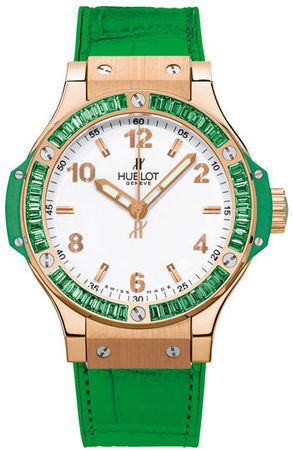 Hublot Big Bang Tutti Frutti  Women's Watch 361.PG.2010.LR.1922.APPLE