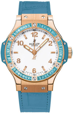 Hublot Big Bang Tutti Frutti  Women's Watch 361.PL.2010.LR.1907.BLUE