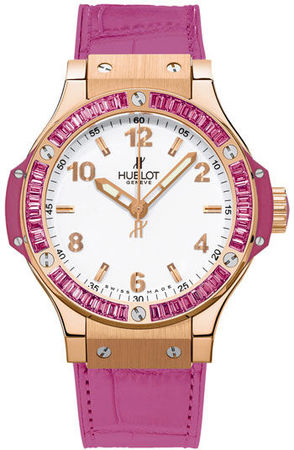Hublot Big Bang Tutti Frutti  Women's Watch 361.PP.2010.LR.1933.ROSE