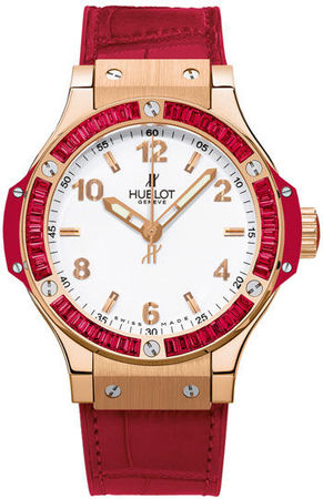 Hublot Big Bang Tutti Frutti  Women's Watch 361.PR.2010.LR.1913.RED