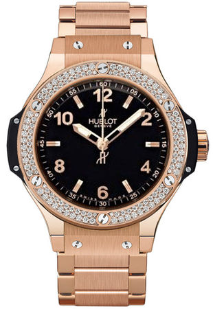 Hublot Big Bang 38mm  Women's Watch 361.PX.1280.PX.1104
