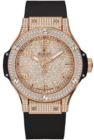 Hublot Big Bang 38mm  Women's Watch 361.PX.9010.RX.1704