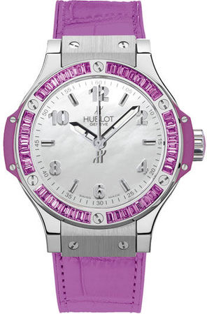 Hublot Big Bang Tutti Frutti  Women's Watch 361.SV.6010.LR.1905.PURPLE