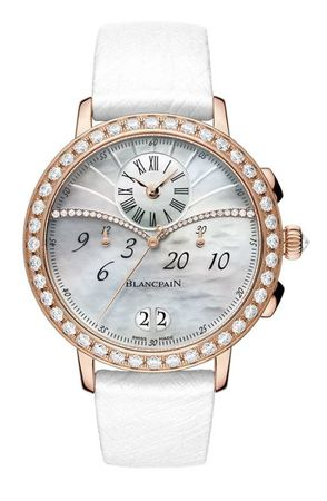 Blancpain Ladies Collection   Women's Watch 3626-2954-58A