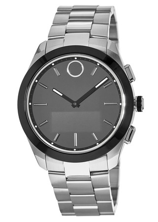 Movado Bold Connected Stainless Steel Men's Watch 3660013