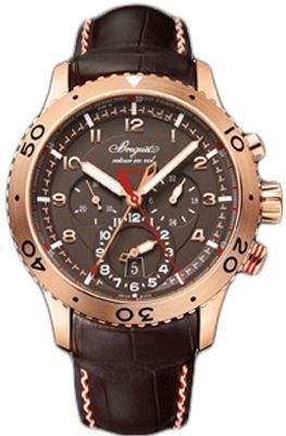 Breguet Type XXII Transatlantique   Men's Watch 3880BR/Z2/9XV