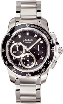 Glashutte Original Sport Evolution Chronograph  Men's Watch 39-31-43-03-14