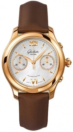 Glashutte Original Ladies Collection Lady Serenade Chronograph  Women's Watch 39-34-11-01-44
