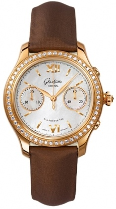 Glashutte Original Ladies Collection Lady Serenade Chronograph  Women's Watch 39-34-11-11-44