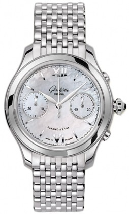 Glashutte Original Ladies Collection Lady Serenade Chronograph  Women's Watch 39-34-12-02-14