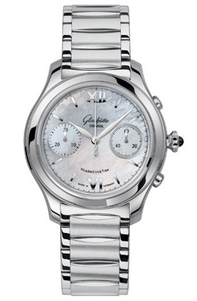 Glashutte Original Ladies Collection Lady Serenade Chronograph  Women's Watch 39-34-12-02-34