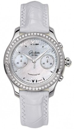 Glashutte Original Ladies Collection Lady Serenade Chronograph  Women's Watch 39-34-12-12-44