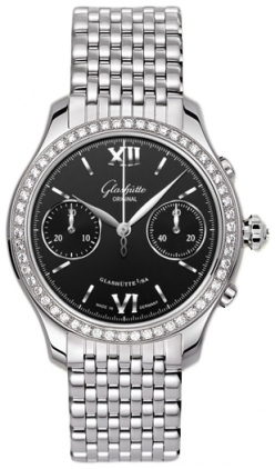 Glashutte Original Ladies Collection Lady Serenade Chronograph  Women's Watch 39-34-13-12-14