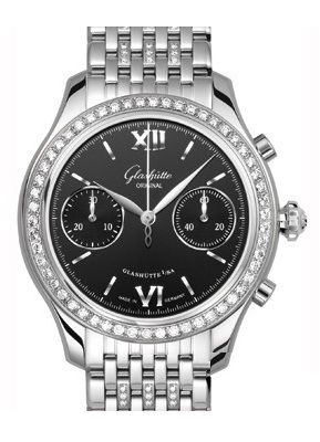 Glashutte Original Ladies Collection Lady Serenade Chronograph  Women's Watch 39-34-13-12-24