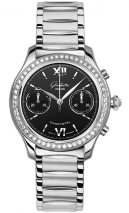 Glashutte Original Ladies Collection Lady Serenade Chronograph  Women's Watch 39-34-13-12-34
