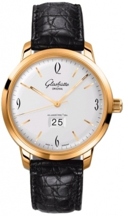 Glashutte Original 20th Century Vintage Sixties Panorama Date  Men's Watch 39-47-01-01-04