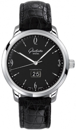 Glashutte Original 20th Century Vintage Sixties Panorama Date  Men's Watch 39-47-03-02-04