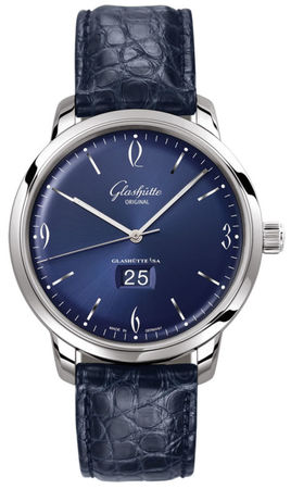 Glashutte Original 20th Century Vintage Sixties Panorama Date  Men's Watch 39-47-06-02-04