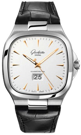 Glashutte Original 20th Century Vintage Seventies Panorama Date  Men's Watch 39-47-11-12-04
