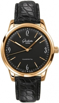 Glashutte Original 20th Century Vintage Sixties  Men's Watch 39-52-02-01-04