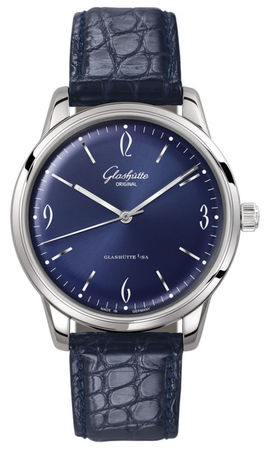 Glashutte Original 20th Century Vintage Sixties  Men's Watch 39-52-06-02-04