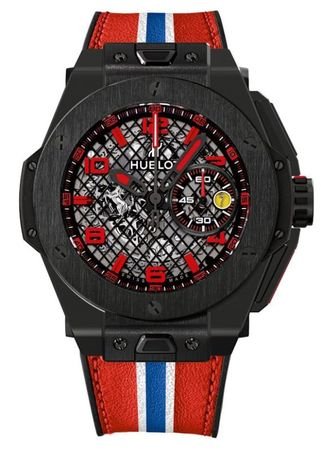 Hublot Big Bang Ferrari Limited Edition Men's Watch 401.CX.1123.Vr
