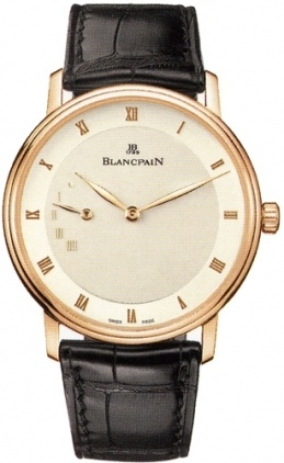 Blancpain Villeret Automatic  Men's Watch 4040-3642-55B