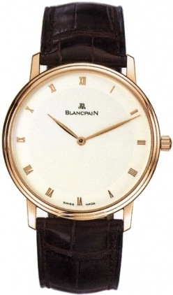 Blancpain Villeret Automatic  Men's Watch 4053-3642-55B