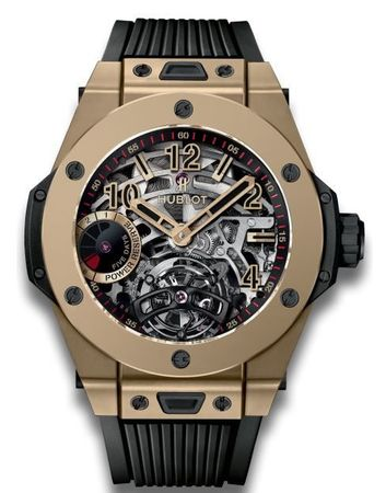 Hublot Big Bang Tourbillon Power Reserve 5 Days Limited Edition Men's Watch 405.MX.0138.RX