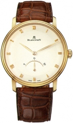 Blancpain Villeret Automatic  Men's Watch 4063-3642-55B