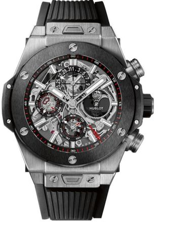 Hublot Big Bang Perpetual Calander  Men's Watch 406.NM.0170.RX