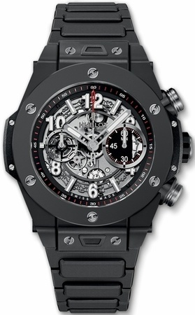 Hublot Big Bang Unico Black Magic Bracelet Men's Watch 411.CI.1170.CI