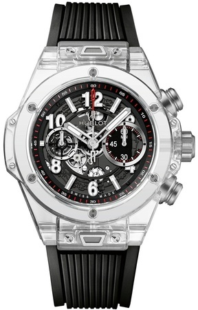 Hublot Big Bang Unico Magic Sapphire Limited Edition Men's Watch 411.JX.1170.RX