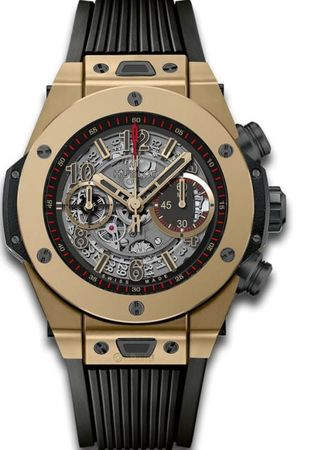 Hublot Big Bang UNICO  Men's Watch 411.MX.1138.RX