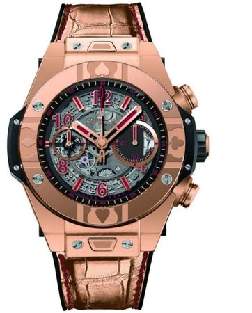 Hublot Big Bang UNICO  Men's Watch 411.OX.1180.LR.WPT15