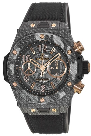 Hublot Big Bang Unico Italia Independent Black Camo Men's Watch 411.YT.1198.NR.ITI16