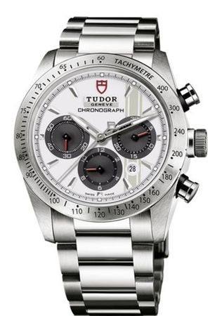 Tudor Fastrider Chronograph  Men's Watch 42000-95730WHI IND.