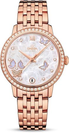 Omega De Ville   Women's Watch 424.55.33.20.55.004