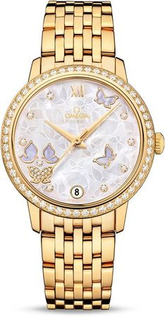 Omega De Ville   Women's Watch 424.55.33.20.55.005
