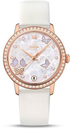 Omega De Ville   Women's Watch 424.57.33.20.55.002