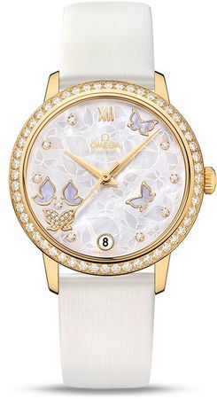 Omega De Ville   Women's Watch 424.57.33.20.55.003