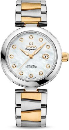 Omega De Ville Ladymatic   Women's Watch 425.20.34.20.55.003