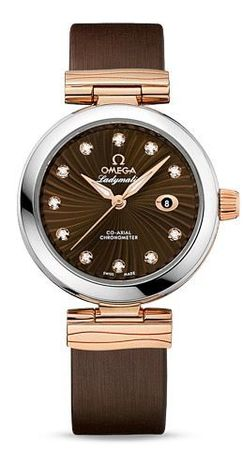 Omega De Ville Ladymatic  Women's Watch 425.22.34.20.63.001