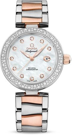 Omega De Ville Ladymatic   Women's Watch 425.25.34.20.55.004