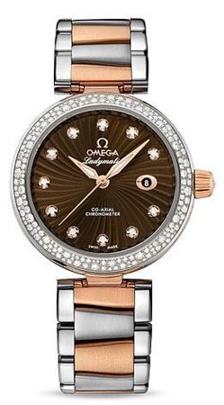 Omega De Ville Ladymatic  Women's Watch 425.25.34.20.63.001