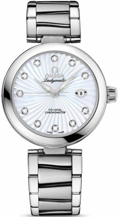 Omega De Ville Ladymatic  Women's Watch 425.30.34.20.55.001