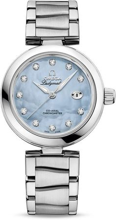 Omega De Ville Ladymatic   Women's Watch 425.30.34.20.57.003