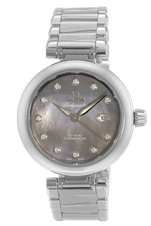 Omega De Ville Ladymatic   Women's Watch 425.30.34.20.57.004