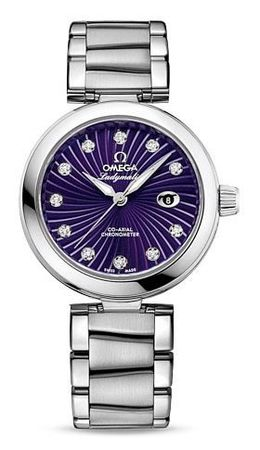 Omega De Ville Ladymatic  Women's Watch 425.30.34.20.60.001
